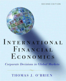International Financial Economics av Thomas J. O'Brien (Innbundet)