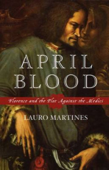 April Blood av Martines (Heftet)