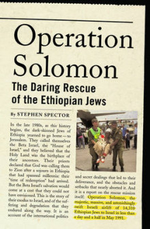 Operation Solomon av Stephen Spector (Innbundet)