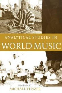 Analytical Studies in World Music: Analytical Studies in World Music (Heftet)