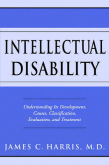 Intellectual Disability av James C. Harris (Innbundet)