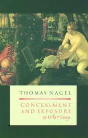 Concealment and Exposure av Thomas Nagel (Heftet)