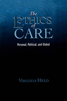 The Ethics of Care av Virginia Held (Innbundet)