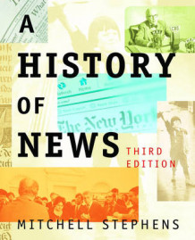 A History of News (Heftet)