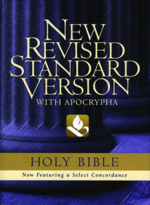 Bible: New Revised Standard Version Bible with Apocrypha (Innbundet)
