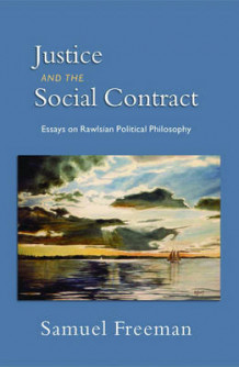 Justice and the Social Contract av Samuel Freeman (Innbundet)