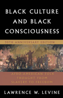 Black Culture and Black Consciousness av Lawrence W. Levine (Heftet)