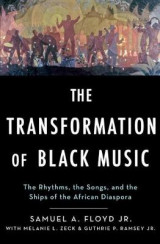 Omslag - The Transformation of Black Music