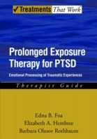 Prolonged Exposure Therapy for PTSD: Therapist Guide av Edna B. Foa, Elizabeth Hembree og Barbara Rothbaum (Heftet)