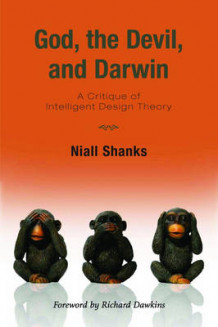 God, the Devil, and Darwin av Niall Shanks (Heftet)