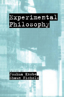 Experimental Philosophy (Heftet)