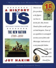 A History of US: The New Nation av Joy Hakim (Heftet)