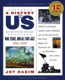 A History of US: War, Peace, and All That Jazz av Joy Hakim (Heftet)