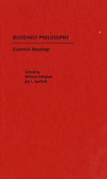 Buddhist Philosophy (Innbundet)