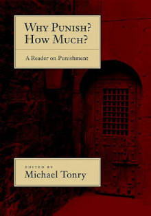 Why Punish? How Much? av Michael Tonry (Heftet)