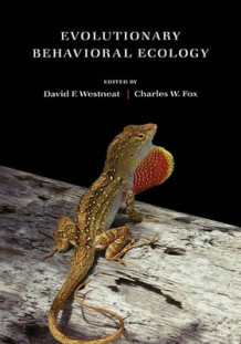Evolutionary Behavioral Ecology (Innbundet)