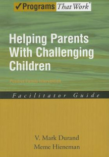 Helping Parents With Challenging Children av V. Mark Durand og Meme Hieneman (Heftet)