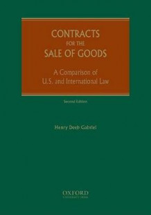 Contracts for the Sale of Goods av Henry Gabriel (Innbundet)