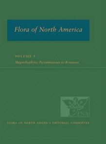 Flora of North America av FNA Ed Committee (Innbundet)