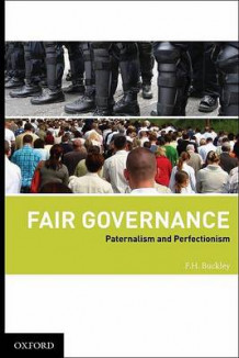 Fair Governance av Francis H. Buckley (Innbundet)