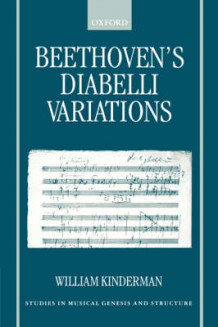 "Beethoven's ""Diabelli Variations"" av William Kinderman (Heftet)"