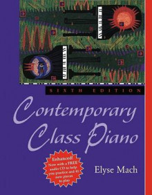 Contemporary Class Piano av Elyse Mach (Spiral)