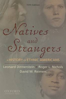 Natives and Strangers av Leonard Dinnerstein, Roger L. Nichols og David M. Reimers (Heftet)