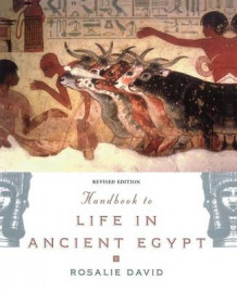 Handbook to Life in Ancient Egypt av A. Rosalie David (Heftet)