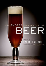 Omslag - The Oxford Companion to Beer