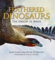 Feathered Dinosaurs av John L. Long (Innbundet)