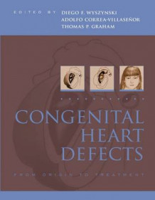 Congenital Heart Defects (Innbundet)