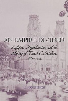 An Empire Divided av J. P. Daughton (Heftet)