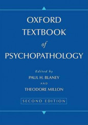 Oxford Textbook of Psychopathology av Paul H. Blaney og Theodore Millon (Innbundet)