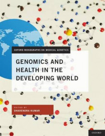 Genomics and Health in the Developing World (Innbundet)