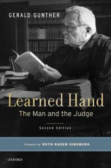 Learned Hand av Gerald Gunther (Innbundet)