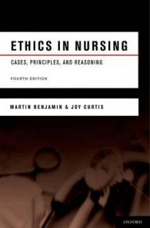 Ethics in Nursing av Martin Benjamin og Joy Curtis (Heftet)