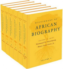 Dictionary of African Biography (Innbundet)