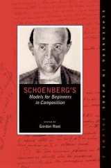 Omslag - Schoenberg's Models for Beginners in Composition