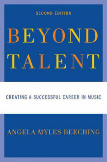 Beyond Talent av Angela Myles Beeching (Heftet)