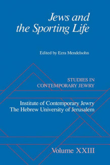 Jews and the Sporting Life (Innbundet)