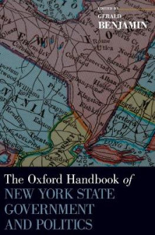 The Oxford Handbook of New York State Government and Politics av Gerald Benjamin (Innbundet)