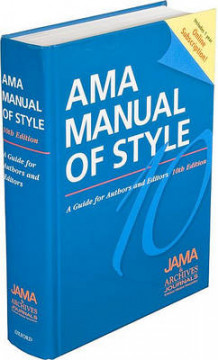 AMA Manual of Style: A Guide for Authors and Editors av JAMA (Blandet mediaprodukt)