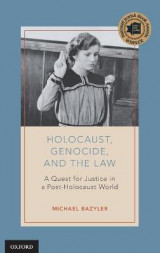 Omslag - Holocaust, Genocide, and the Law