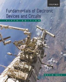 Fundamentals of Electronic Devices and Circuits av David A. Bell (Innbundet)
