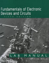 Omslag - Fundamentals of Electronic Devices and Circuits Lab Manual