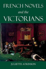 Omslag - French Novels and the Victorians