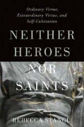Neither Heroes nor Saints av Rebecca Stangl (Innbundet)