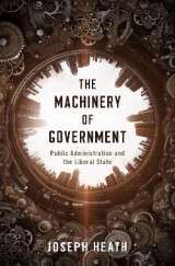 Omslag - The Machinery of Government