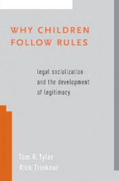 Why Children Follow Rules av Rick Trinkner og Tom R. Tyler (Heftet)