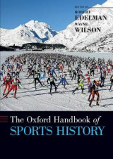Omslag - The Oxford Handbook of Sports History